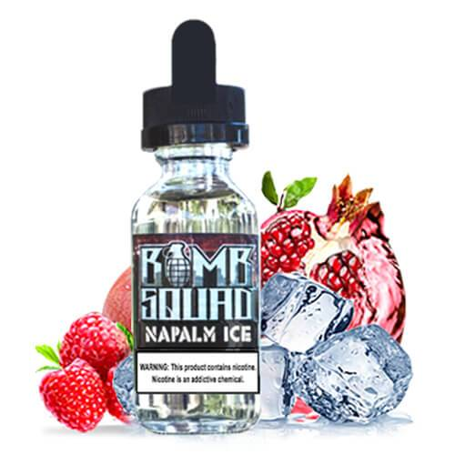 Napalm Ice by Bomb Squad E-Juice