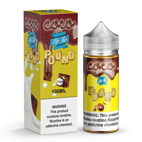 Coco By The Pound by By The Pound E-Liquid