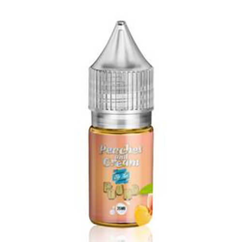 Peaches and Cream by By The Pound E-Liquid Salt
