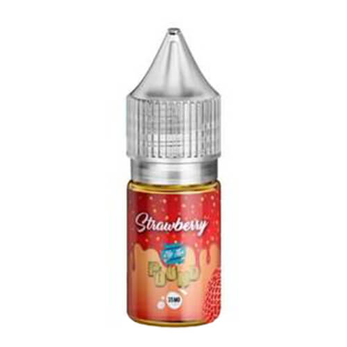 Strawberry by By The Pound E-Liquid Salt
