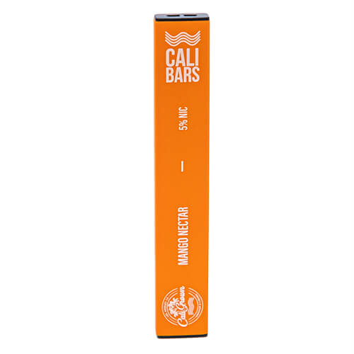 Cali Bars - Disposable Vape Device - Mango Nectar