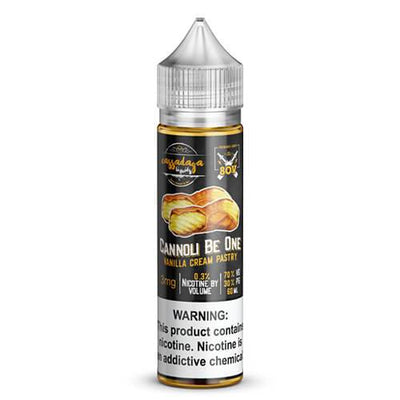 Cannoli Be One by Cassadaga Liquids-eLiquid-Cassadaga Liquids-eLiquid.com