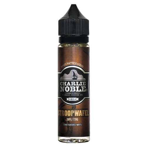 Stroopwafel by Charlie Noble E-Liquid