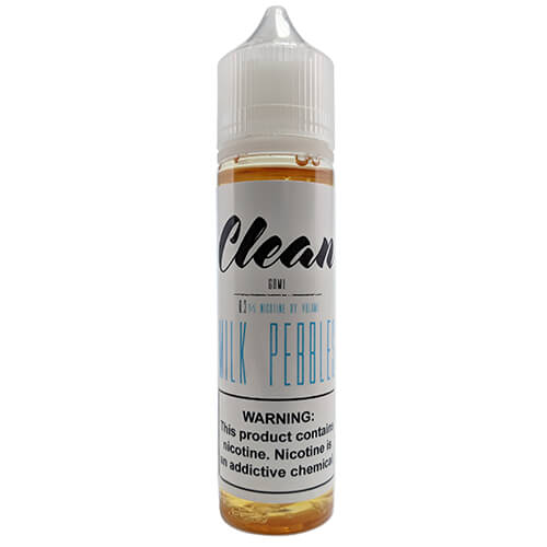 Milk Pebbles by Clean eJuice