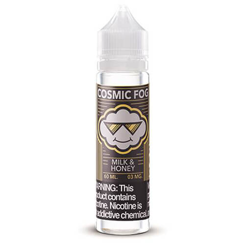 Milk & Honey by Cosmic Fog Vapors Vape Juice 0mg