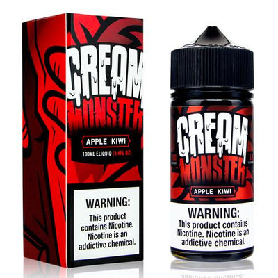 The Carter (Apple Kiwi) by Cream Monster-eLiquid-Cream Monster-eLiquid.com
