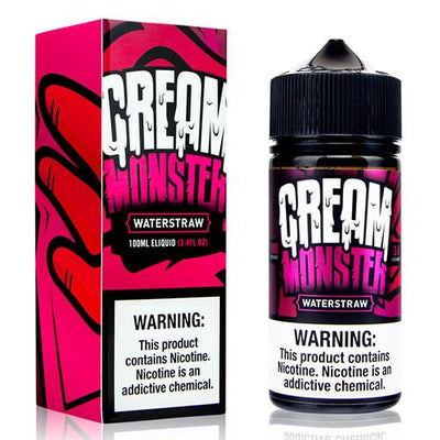 V.S.O.P. (Waterstraw) by Cream Monster-eLiquid-Cream Monster-eLiquid.com