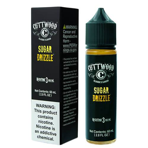 SUGAR DRIZZLE BY CUTTWOOD E-LIQUIDS