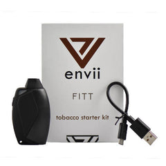 Starter Kit - Tobacco By The FITT by Envii-eJuice-The FITT by Envii-eLiquid.com