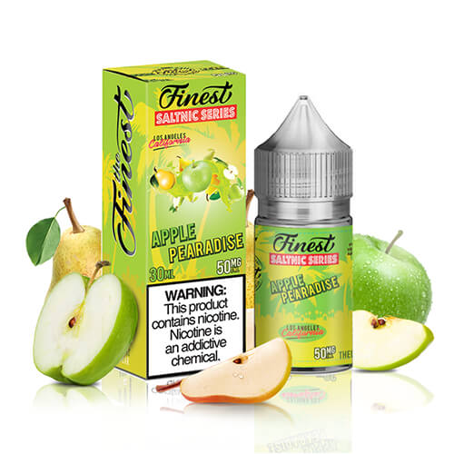 Apple Pearadise by Finest SaltNic Series
