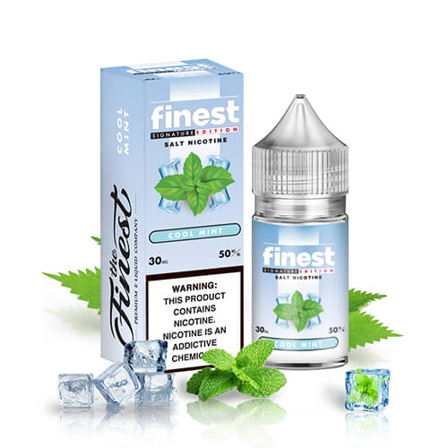 Cool Mint by Finest SaltNic Series