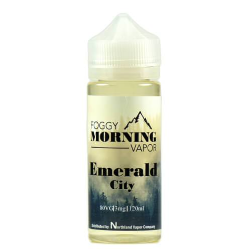 Emerald City by Foggy Morning Vapor