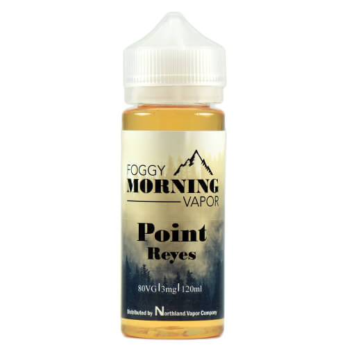 Point Reyes by Foggy Morning Vapor