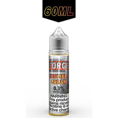 Crucible Cream by Forge Vapor eLiquids-eLiquid-Forge Vapor-60ml-0mg-eLiquid.com