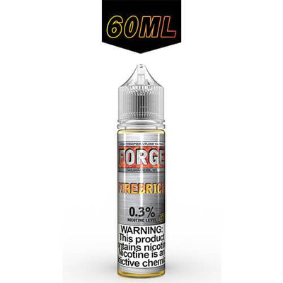 Firebrick by Forge Vapor eLiquids-eLiquid-Forge Vapor-60ml-0mg-eLiquid.com
