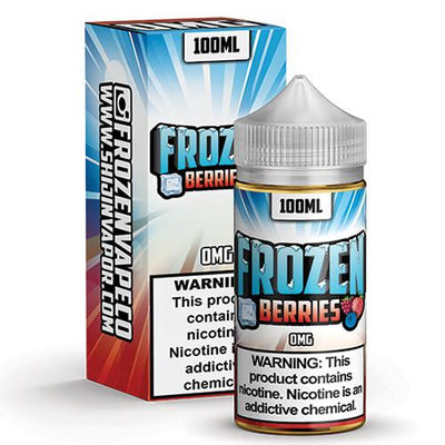 Frozen Berries by Frozen Vape Co. By Shijin Vapor-eLiquid-Frozen Vape Co. By Shijin Vapor-100ml-0mg-eLiquid.com