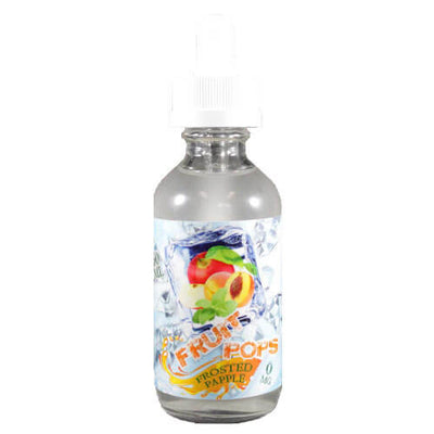 Frosted Papple by Fruit Pops Premium eJuice-eLiquid-Fruit Pops Premium eJuice-60ml-0mg-eLiquid.com