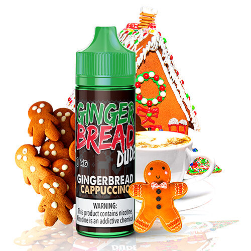 Gingerbread Dude by Fuggin eLiquids