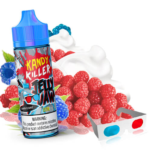 Jelly Jaws 3D by Fuggin eLiquids