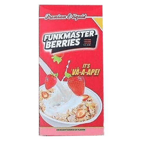 Funk Master Berries eJuice