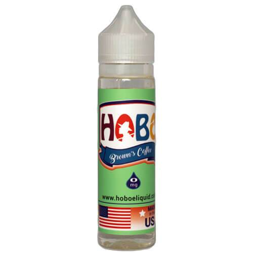 Browns Coffee by Hobo eJuice