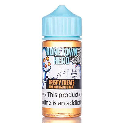 Crunchy by Hometown Hero Vapor-eLiquid-Hometown Hero-100ml-3mg-eLiquid.com