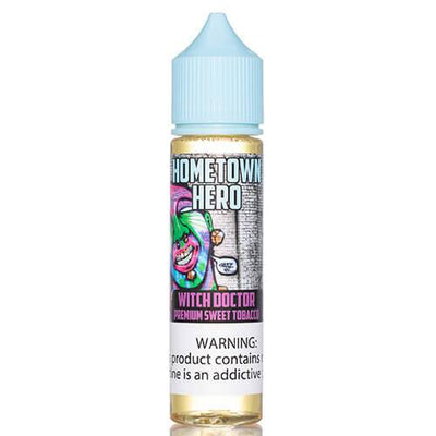 WITCH DOCTOR BY HOMETOWN HERO VAPOR