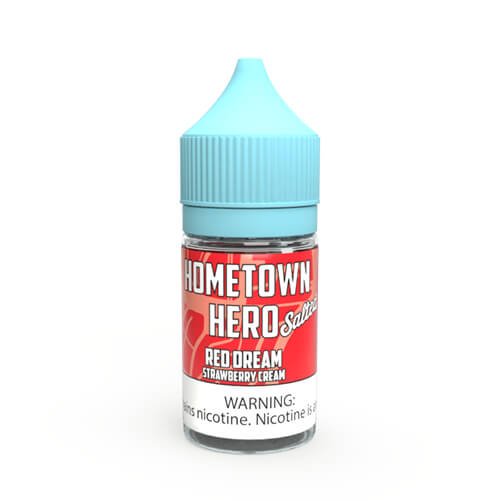 Red Dream Salted by Hometown Hero Salted