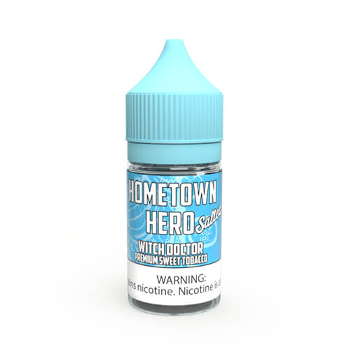Witch Doctor Salted by Hometown Hero Salted