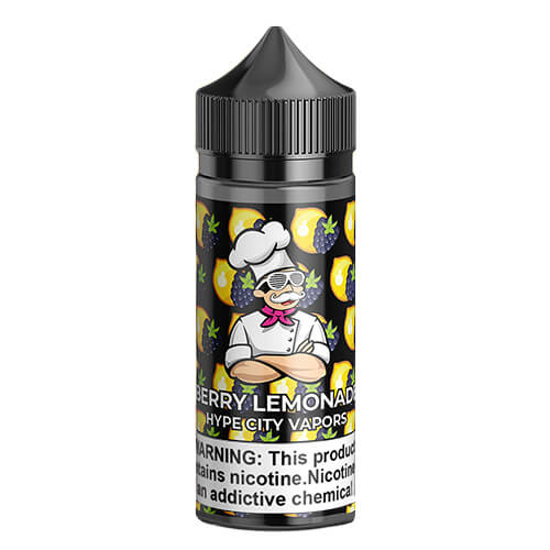 Berry Lemonade by Hype City Vapors