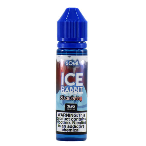 Strawberry by Ice Rabbit by Mighty Vapors
