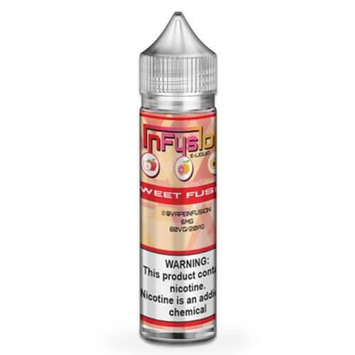 Sweet Fusion by Infusion E-Liquid Vape Juice 0mg