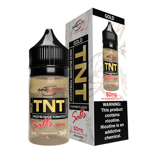 TNT (The Next Tobacco) Gold by Innevape eLiquids Salts