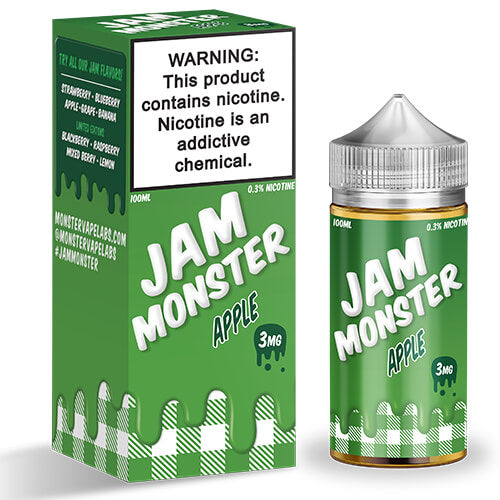 Apple by Jam Monster eJuice