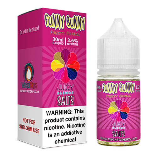 Funny Bunny by Juicy Blends eJuice SALTS