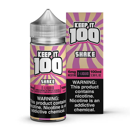 (Birthday) Shake by Keep It 100 E-Juice Vape Juice 3mg
