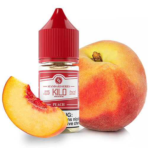 Peach by Kilo eLiquids Standard Series