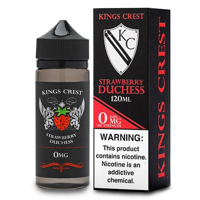 Strawberry Duchess Reserve by Kings Crest Reserve Premium E-Liquid-eLiquid-Kings Crest Premium E-Liquid-eLiquid.com