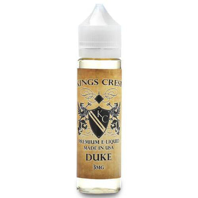 Duke by Kings Crest Premium E-Liquid-eLiquid-King's Crest-60ml-0mg-eLiquid.com