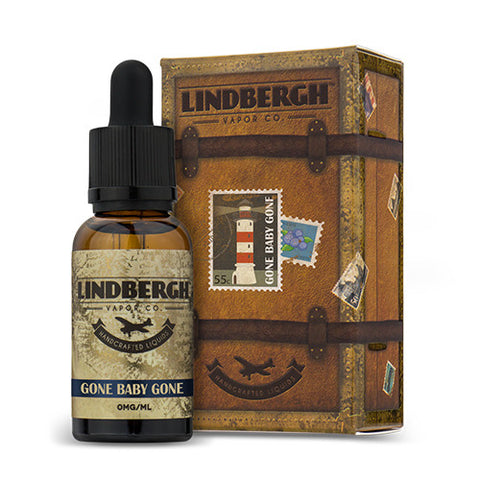 Gone Baby Gone by Lindbergh Vapor Company