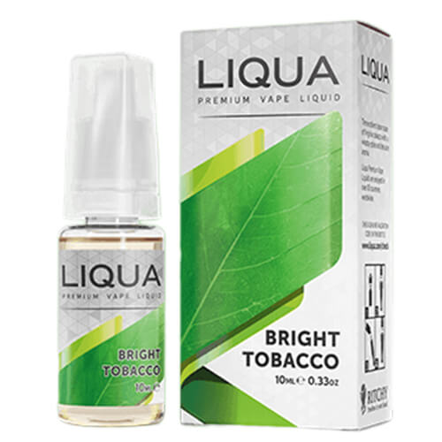 Bright Tobacco by LIQUA eLiquids