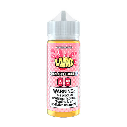 Cran-Apple Iced by Loaded E-Liquid