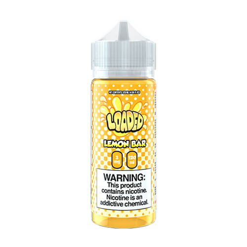 Lemon Bar by Loaded E-Liquid