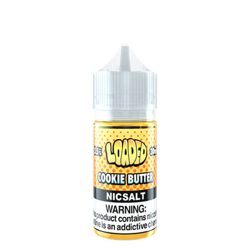 Cookie Butter by Loaded E-Liquid SALTS