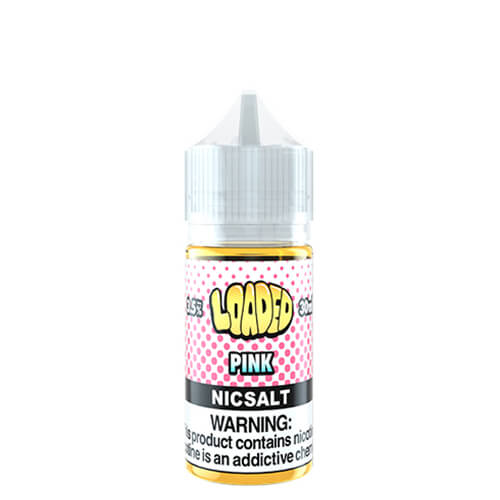Pink by Loaded E-Liquid SALTS