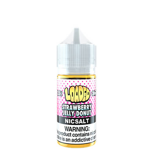 Strawberry Jelly Donut by Loaded E-Liquid SALTS