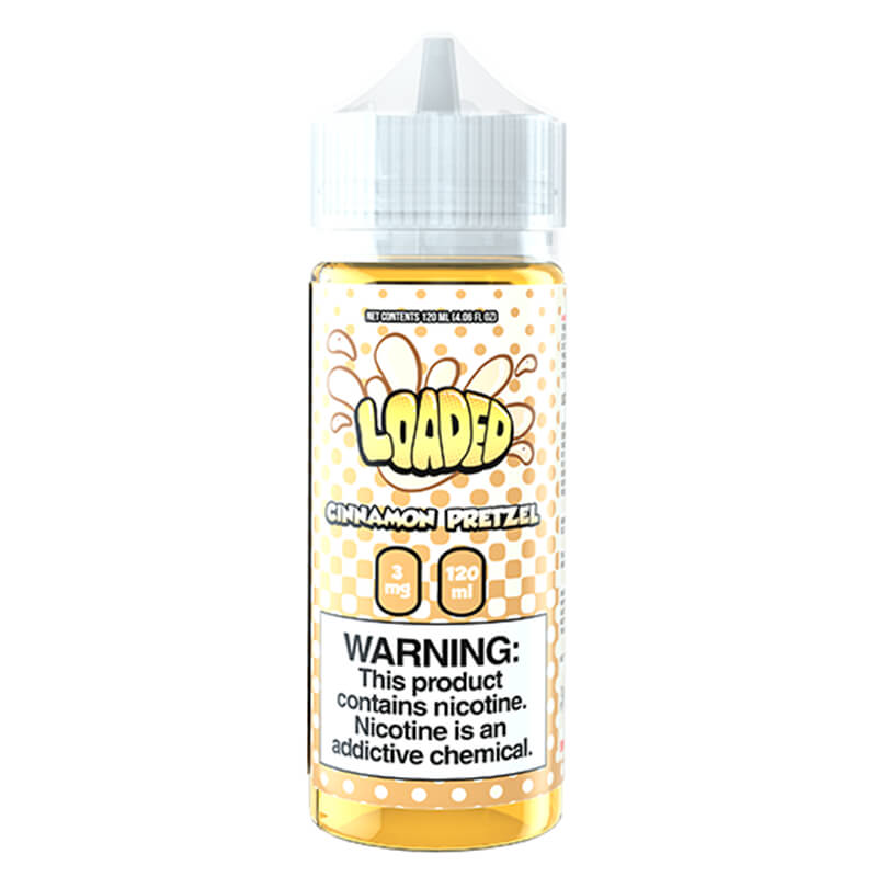 Cinnamon Pretzel by Loaded E-Liquid