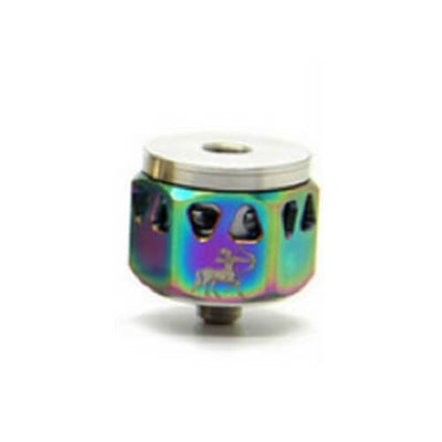 Vape Spinner w/LED by LYX Vape Spinners-Hardware-LYX Vape Spinners-Rainbow w/LED-eLiquid.com