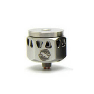 Vape Spinner w/LED by LYX Vape Spinners-Hardware-LYX Vape Spinners-Stainless w/LED-eLiquid.com