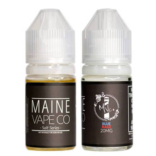 Blue Razz by Salt Series by Maine Vape Co